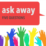 Ask Away: 5 Questions for Spanish Speaking School Administrator & Author