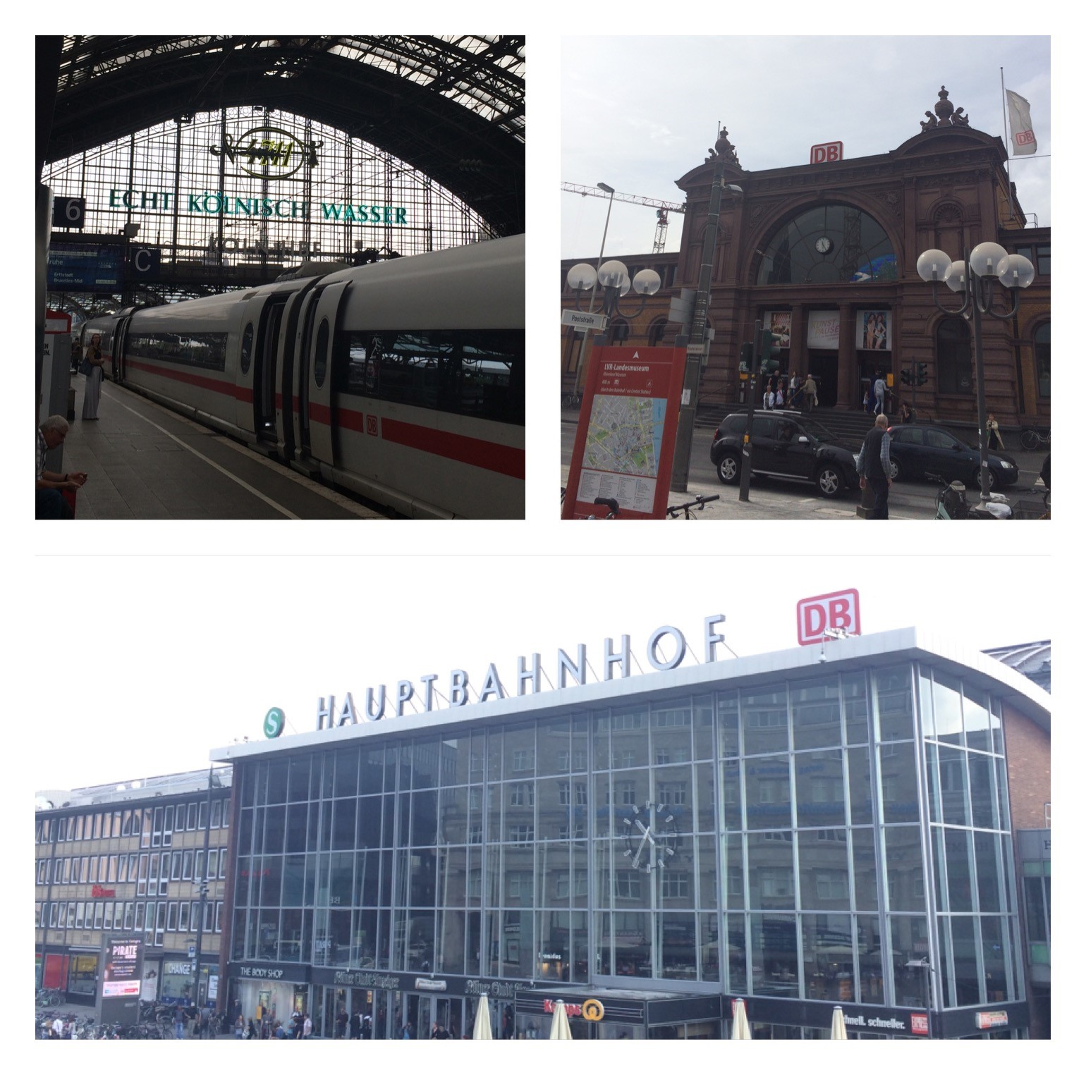 Andy - German stations